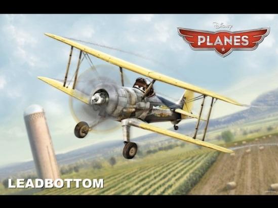Planes-Leadbottom