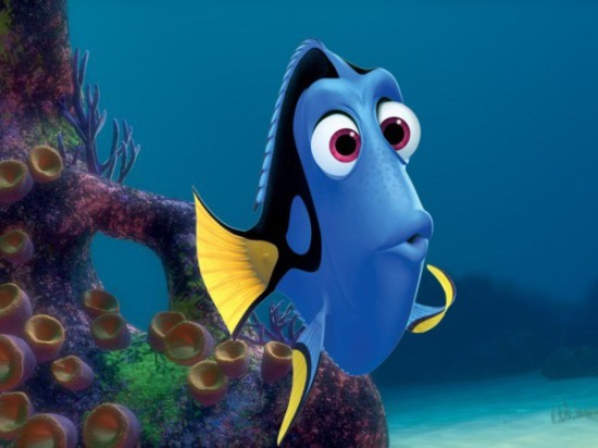 My Favorite character Dory