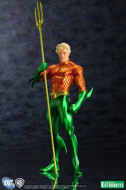 Kotobukiya ARTFX - Aquaman New52-1