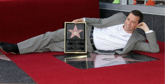 Jon Cryer Honored On The Hollywood Walk Of Fame