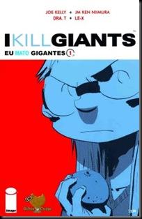 Eu Mato Gigantes #01 (2008)[5]