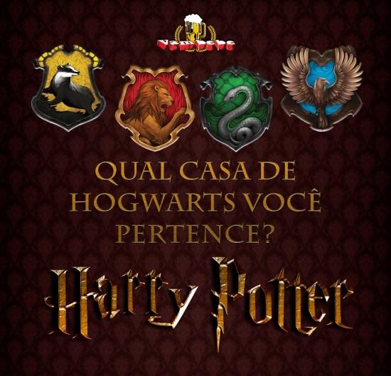 Harry potter descubra qual casa de hogwarts voc pertence - Harry potter casas ...