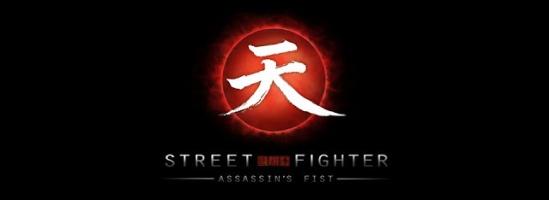 Street Fighter-Assassin's Fist