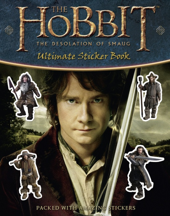 THe HoBBiT_DoS_ULTIMATE_STICKER BOOK CVR.indd