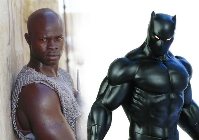Pantera Negra O Ator Djimon Hounsou Quer Interpretar O Personagem