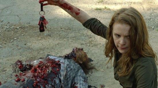 """A primeira imagem divulgada da nova série de Webisodes de """"The Walking Dead""""."""