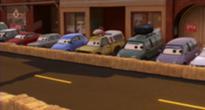 """No filme """"Carros 2"""" (2011)"""
