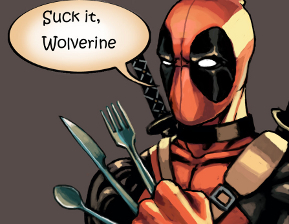 deadpool wolverine