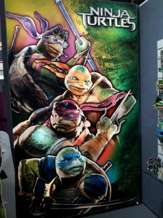 tartarugas poster