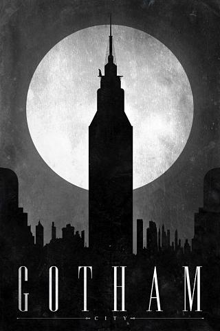 retro-poster-gotham-city