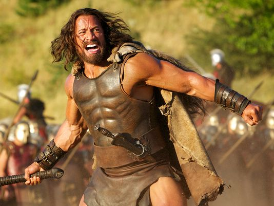 Hercules - The Thracian Wars - The Rock 2
