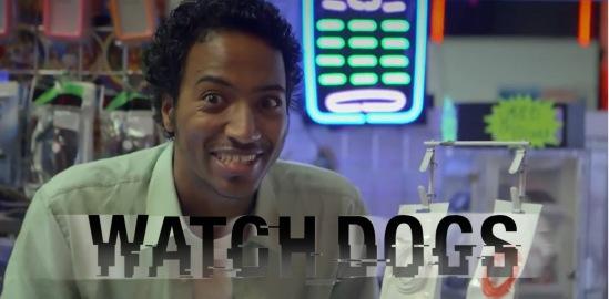 watch-dogs pegadinha