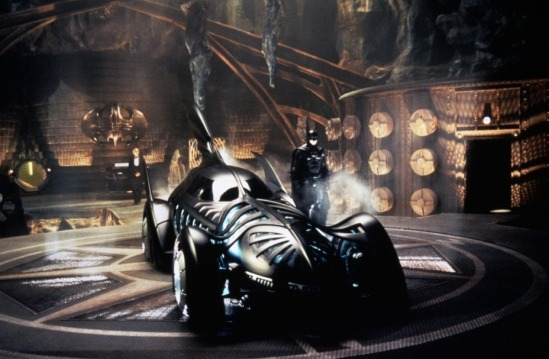 Batman Forever-Batmobile