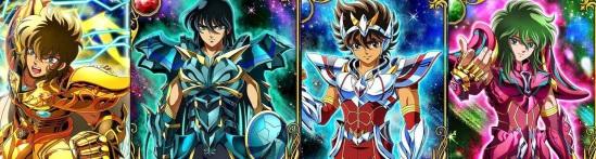 Ainda não gostou? Sugiro que deem uma olhadinha nas armaduras do Saint Seiya Omega... Aquilo sim é ruim!