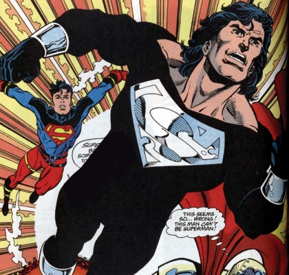 Superman-Suit-History-Return-Black